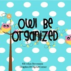Owl Be Organized Today