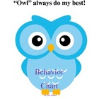 Owl Behavioral &quot;Clip&quot; Chart