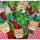 Classroom Decor Owl Cut Outs