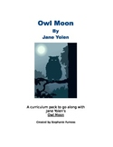 Owl Moon Curriculum Pack