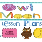 Owl Moon Lesson Plans- Supplemental File