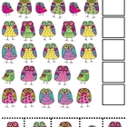 Owl Patterning