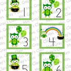 Owl Themed Calendar Cards - March