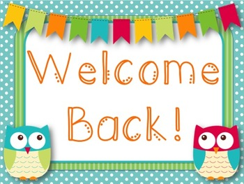 Massif image pertaining to welcome back sign printable