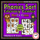 Owl and Crow Literacy Center