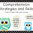 Owl and Polka Dot Reading Strategies and Skills posters