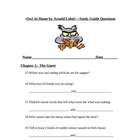 Owl at Home by Arnol Lobel GR Study Guide and Vocabulary