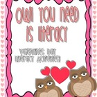 Owl you need is Valentine Literacy Centers! {9 Literacy Centers}
