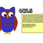 Owls Clipart