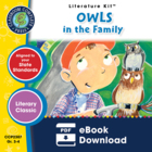 Owls in the Family Gr. 3-4 - Common Core Aligned