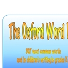 Oxford Word List Pack - Common Words - 90 pages
