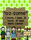 """Oz-Some!"" 10 More, 10 Less 1-120 Chart Center"