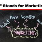&quot;P&quot; Stands for Marketing ! PPT