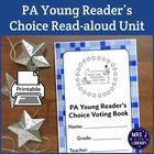 PA Young Reader&#039;s Choice Kindergarten activities - 2012-13