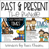 Thanksgiving and PAST and PRESENT Social Studies, ELA  and