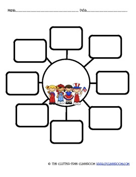 PATRIOTIC THEME: A Writing Resource Differentiated for K-5