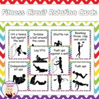 PE Sport Circuit Rotations