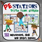 PE Stations - Bundled Series (Triple Pack)