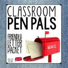 PEN PALS - MAKE A CLASSROOM CONNECTION