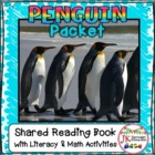 PENGUINS! 1-2, Penguins For You! {Common Core Connections}