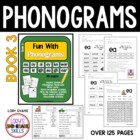 PHONOGRAMS Fun With Phonograms - File 3 of 4 Units