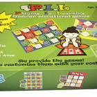 P.I.L Playing Is Learning - Modular Educational Games