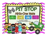 PIT STOP All-In-One Sight Word Mats!!! Great for Word Work!
