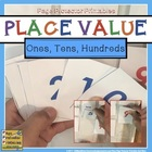 PLACE VALUE Numbers 0-999: {Make a Number!}