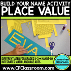 PLACE VALUE name / initial activity COMMON CORE ALIGNED 1.