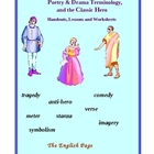 POETRY, DRAMA, and CLASSIC HERO Terminology