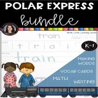 POLAR EXPRESS Unit pictures Reading Writing Math activities