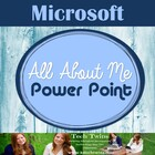POWERPOINT-All About Me PowerPoint