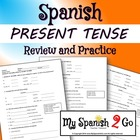 PRESENT TENSE/REGULAR: Spanish Review and Practice