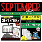 PRINT it & Teach! SEPTEMBER