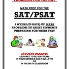 PSAT/SAT PROBLEMS FOR THE DAY