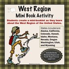 Pacific West Region Activity Booklet Worksheets Social Stu