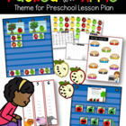 Packed with Apples Unit of Study
