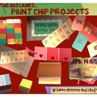 &quot;Paint-Chip Projects&quot; Mini-Unit by The Bag Ladies!!