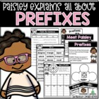 Paisley Explains All About Prefixes {Common Core Aligned}