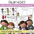 Pajama Party! - Pajama Day activities