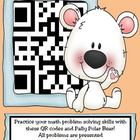 Pally Polar Bear's Problem Solving QR Codes
