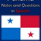 Panama Notes and Questions in Spanish