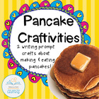 Pancake Craftivities