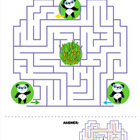 Panda Bears Maze, Commercial Use Allowed