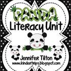 Panda Literacy Unit-Common Core