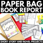 Paper Bag Book Report: Use with any novel or short story