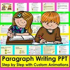 Paragraph Writing PowerPoint - Common Core