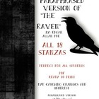 "Paraphrased version of ""The Raven"" Ready to Print"