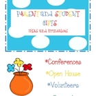 Parent & Student Gifts: Ideas and Printable