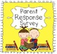 Parent Survey (Parent Questionnaire)